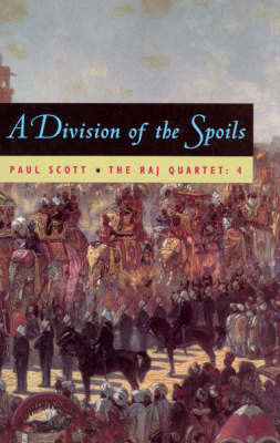 Division of the Spoils by Paul Scott