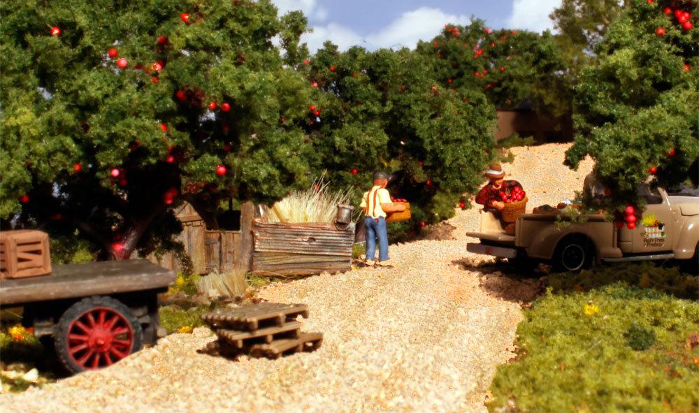 Woodland Scenics Gravel Buff - Fine image