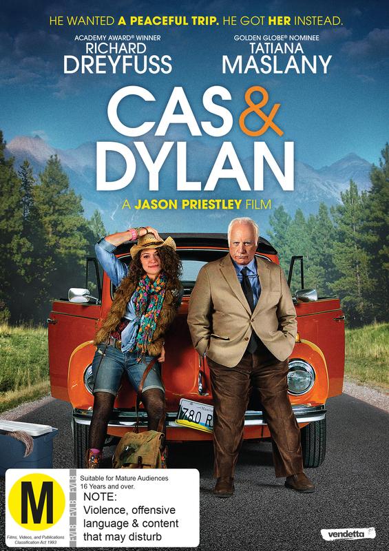 Cas & Dylan on DVD