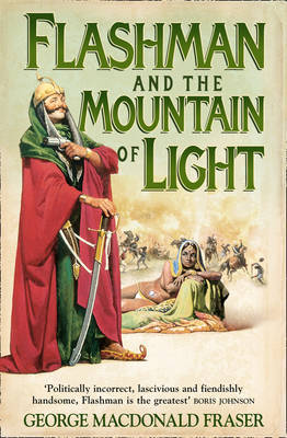 Flashman and the Mountain of Light by George MacDonald Fraser image