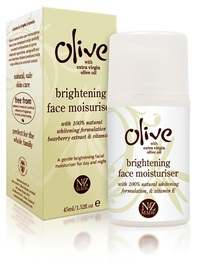 Olive Brightening Face Moisturiser (45ml)