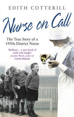 Nurse On Call by Edith Cotterill image