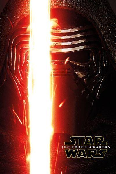 Star Wars 7 Maxi Poster - Kylo Ren Teaser (435)