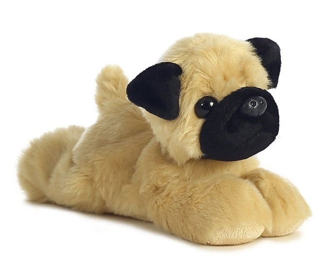 Aurora: Mini Flopsies - Mr Pugster Puppy image