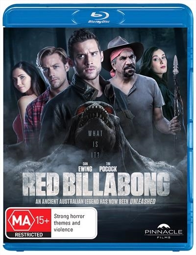 Red Billabong on Blu-ray image