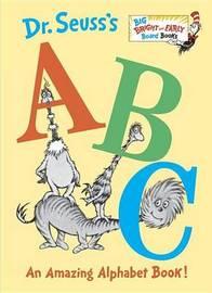 Dr. Seuss's ABC by Dr Seuss