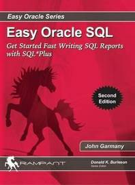 Easy Oracle SQL by John Garmany image
