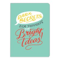 Ladyfingers Letterpress: Writer Notebook Set image