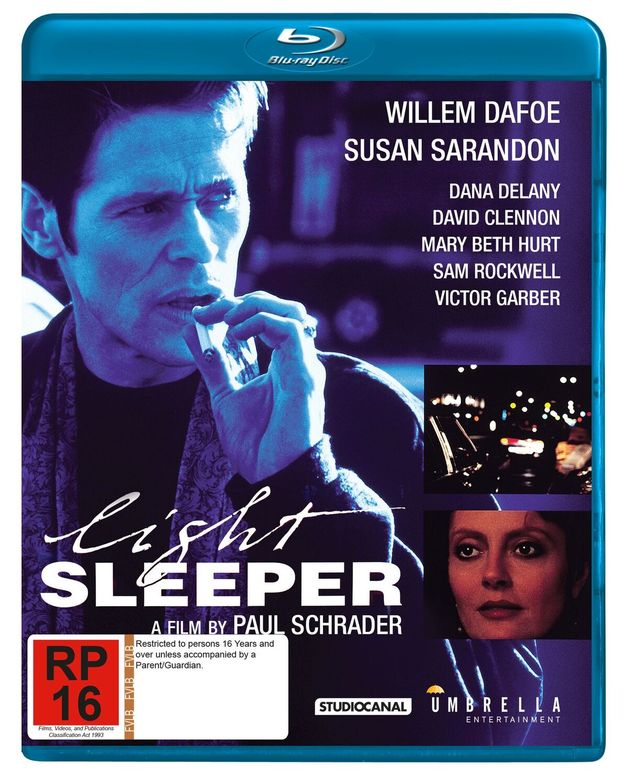 Light Sleeper on Blu-ray
