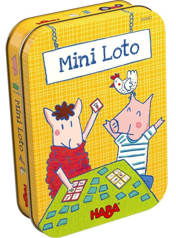 Mini Lotto - Children's Game