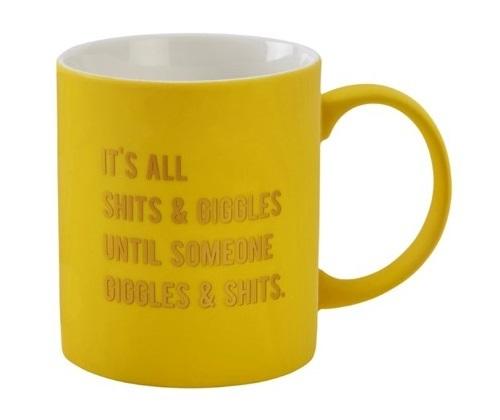 Cloud Nine - Shits & Giggles Mug