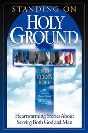 Standing On Holy Ground by June Cerza Kolf image