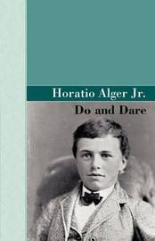 Do and Dare by Horatio Alger image