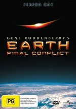 Earth - Final Conflict (Gene Roddenberry's): Season 1 (6 Disc Set) on DVD