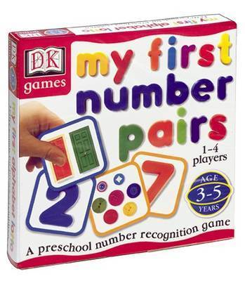 My First Number Pairs: A Preschool Number Recognition Game