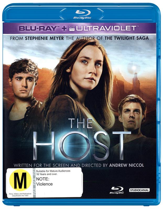 The Host on Blu-ray, UV