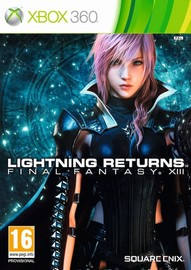 Lightning Returns: Final Fantasy XIII for Xbox 360