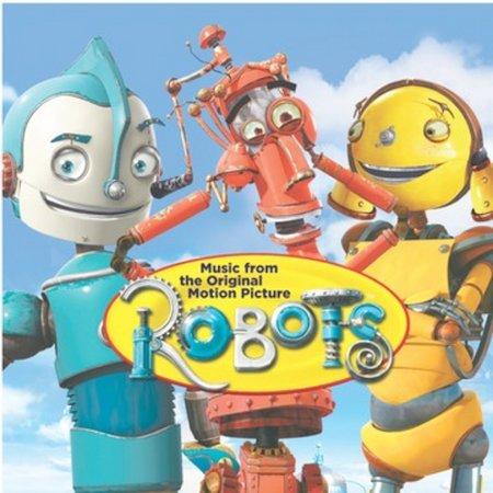 Robots by Original Soundtrack image