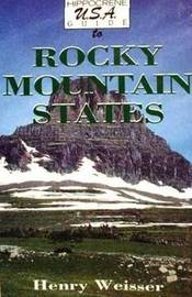 Hippocrene U.S.A.Guide to the Rocky Mountain States by Henry Weisser image