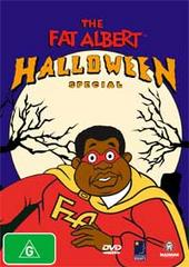 The Fat Albert Halloween Special on DVD