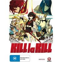 Kill La Kill - Volume 01 (Limited Edition) on DVD