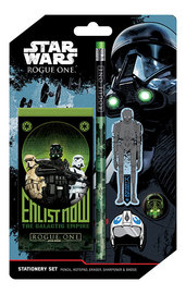 Star Wars: Rogue One - Stationery Set