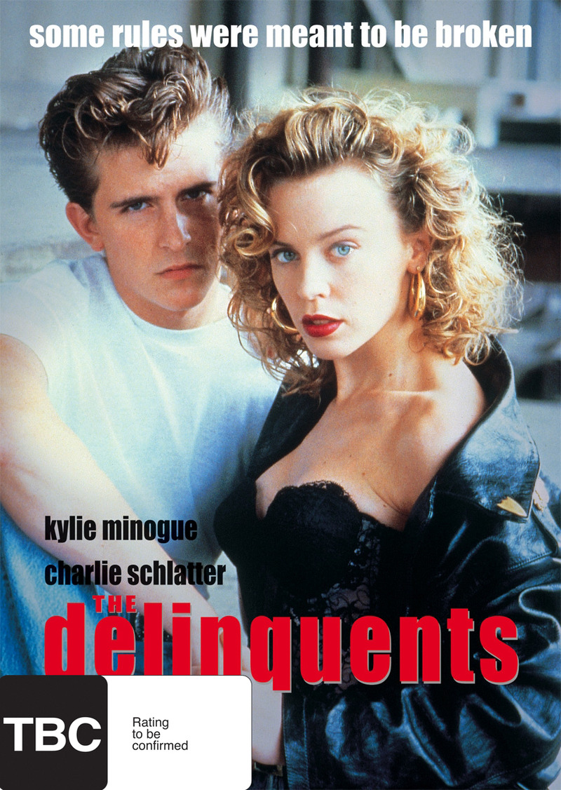 The Delinquents on DVD image