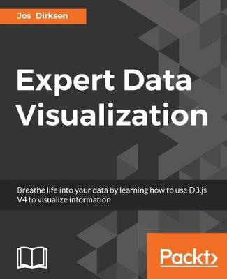 Expert Data Visualization by Jos Dirksen image