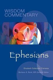 Ephesians by Elisabeth Schussler Fiorenza image