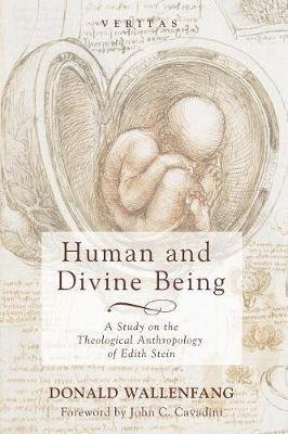 Human and Divine Being by Donald Wallenfang image