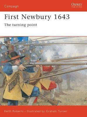 Newbury 1643 by Keith Roberts