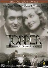 Topper & Topper Returns on DVD