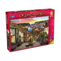 Holdson: 1000 Piece Puzzle - Of Land & Sea (Harbour Village)