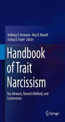 Handbook of Trait Narcissism image
