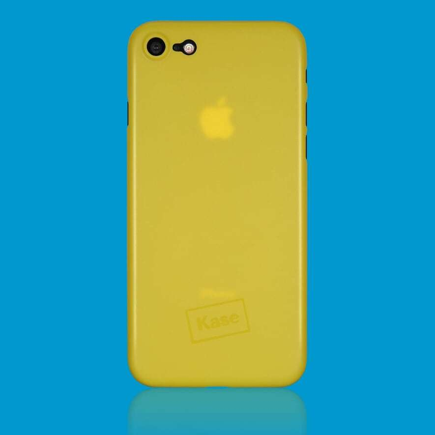 Kase Go Original iPhone 8 Slim Case- Yellow Submarine image