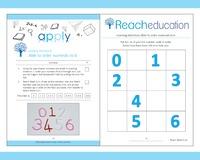 Reaching Competence Mathematics Programme - Book 1 by JJ Purton Jones & Lucy Patston image