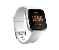 Fitbit Versa Lite - White/Silver Aluminium