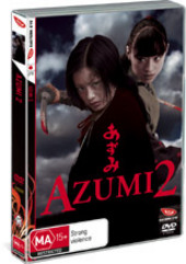 Azumi 2 - Death Or Love on DVD