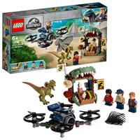 LEGO Jurassic World: Dilophosaurus on the Loose - (75934)
