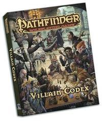 Pathfinder Roleplaying Game: Villain Codex Pocket Edition by Jason Bulmahn
