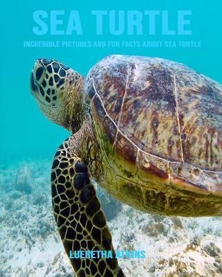 Sea Turtle by Lueretha Atkins
