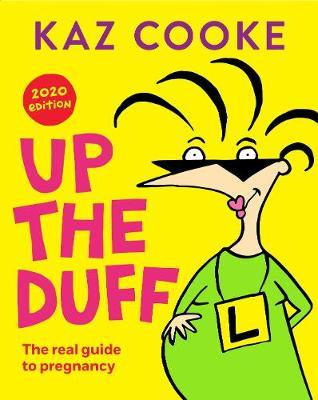 Up the Duff 2020 edition by Kaz Cooke image