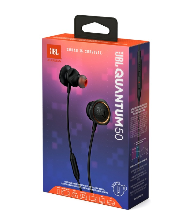 JBL Quantum 50 Earbuds for PC
