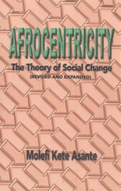 Afrocentricity by Molefi Kete Asante image