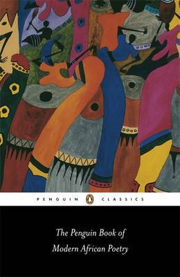 The Penguin Book of Modern African Poetry by Gerald Moore image