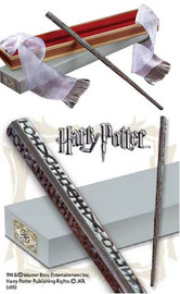 Harry Potter Wand Replica - Sirius Black's with Ollivanders Box