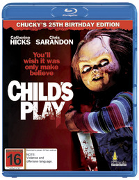 Child's Play on Blu-ray