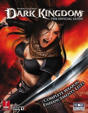 Untold Legends: Dark Kingdom Prima Official Game Guide