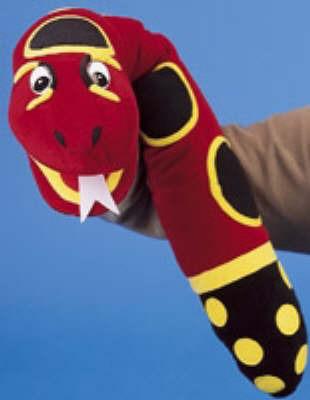 Jolly Phonics Puppet - Snake