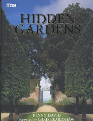 Hidden Gardens by Penny David